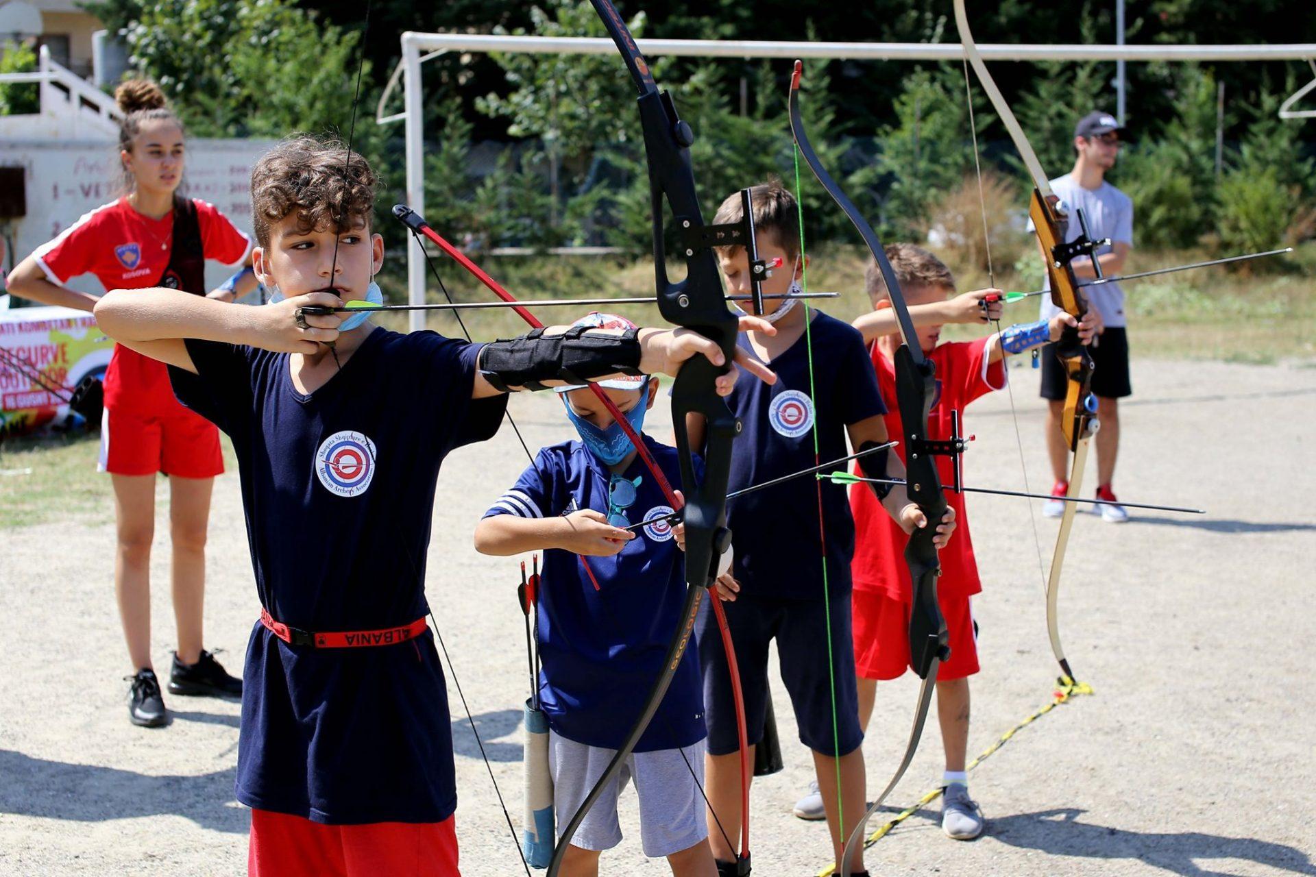 archery albania