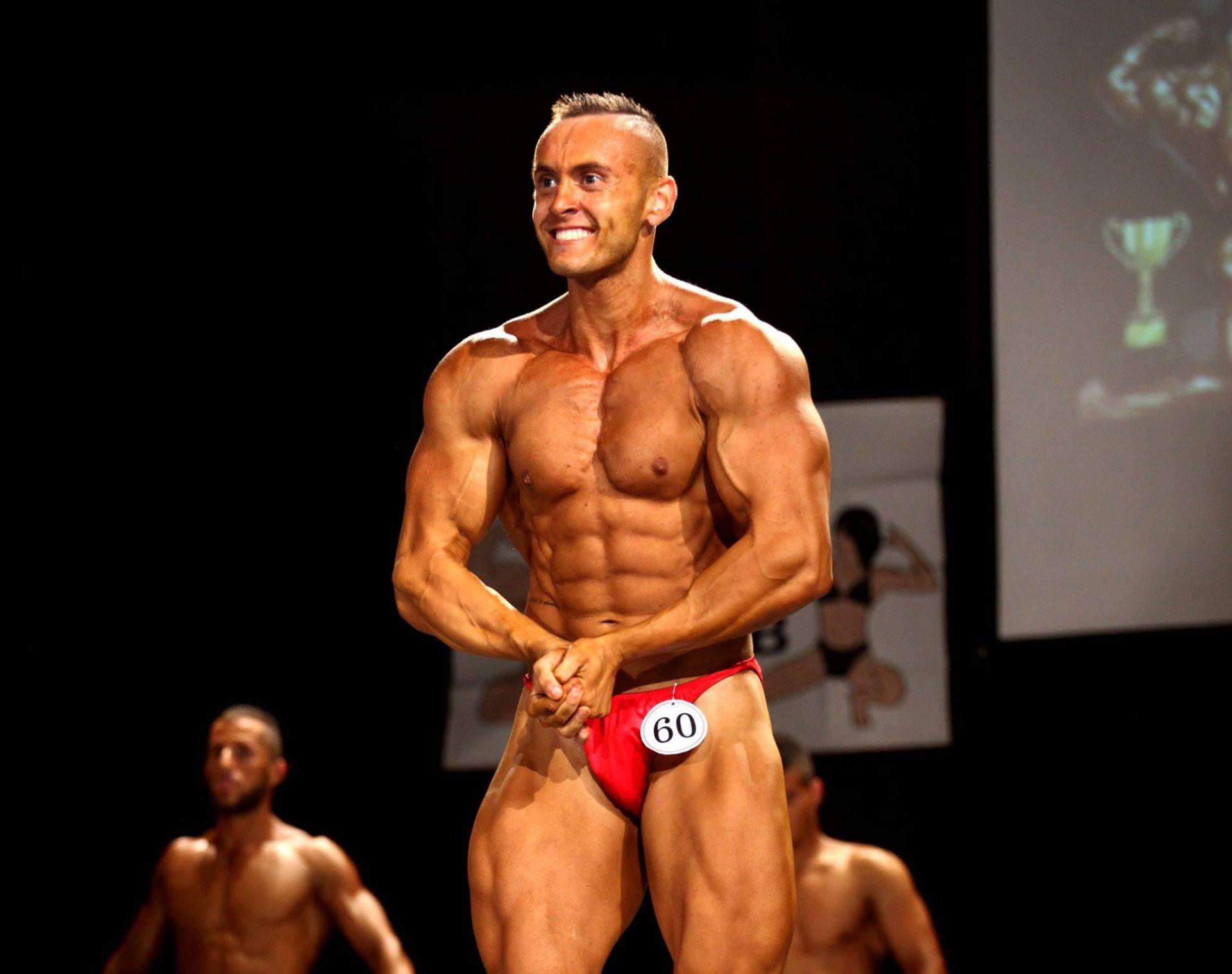 bodybuilding albania