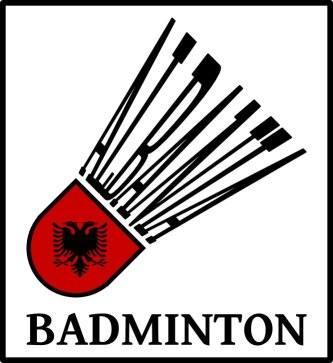logo badminton albania