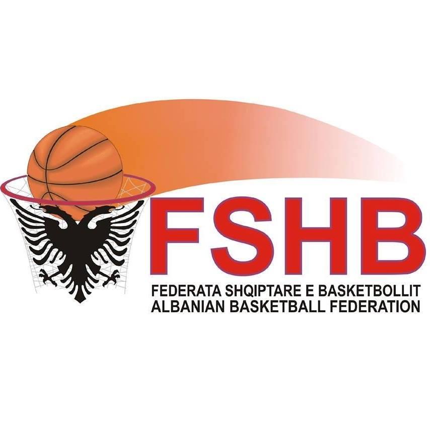 logo basketball albania
