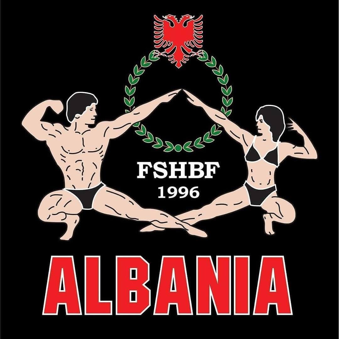 logo bodybuilding albania