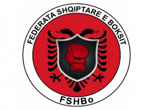 logo boxing albania