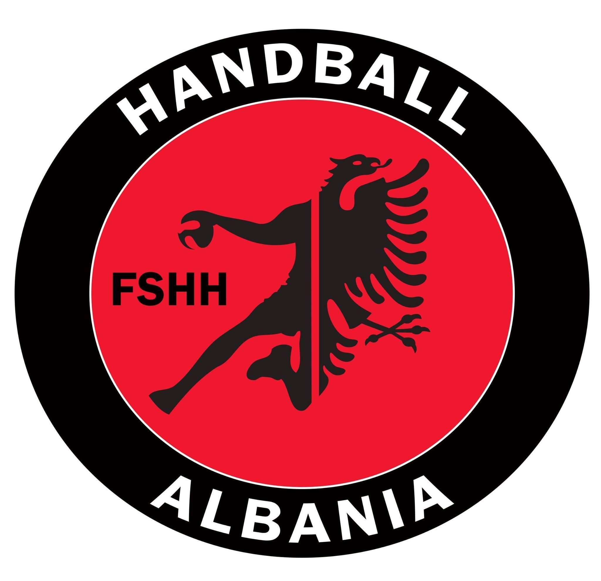 logo handball albania