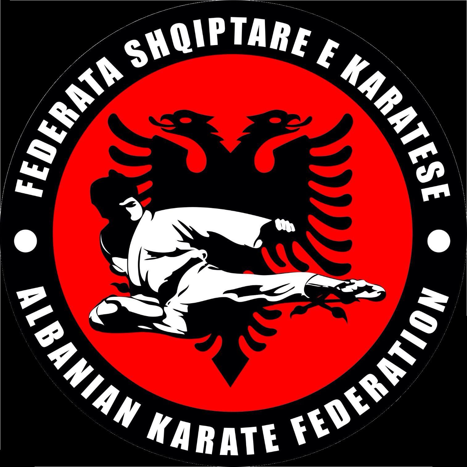 logo karate albania
