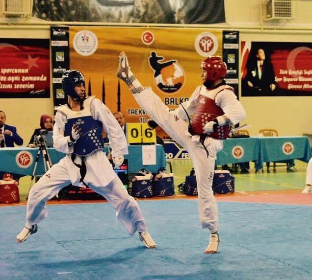 taekwondo albania