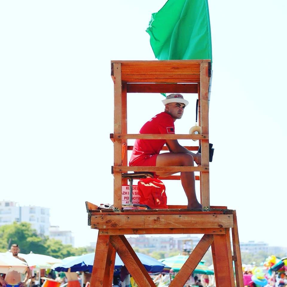 lifeguard albania