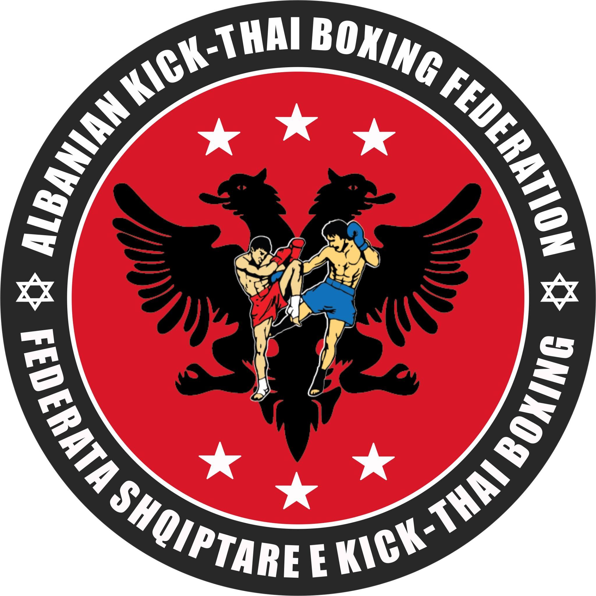 logo kickboxing albania